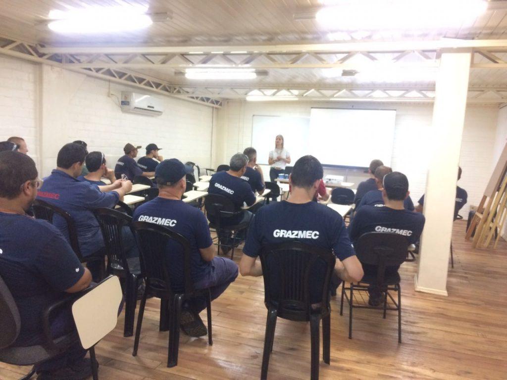 Grazmec promove ações de valorização dos colaboradores