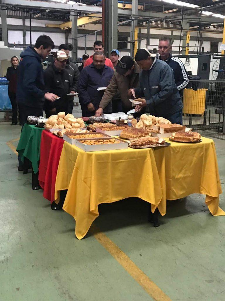 SEMANA FARROUPILHA é comemorada na Grazmec