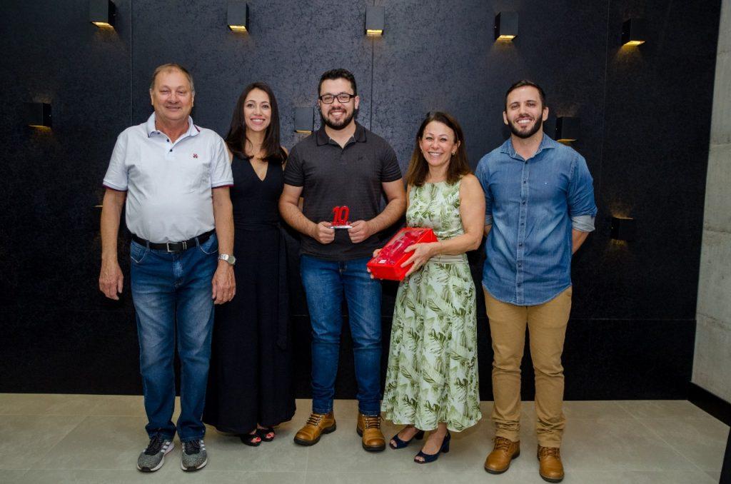 Grazmec realiza homenagens aos jubilados 2019